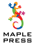 Maple Press logo
